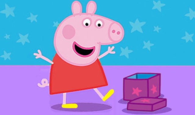 小猪佩奇、她的家人和她的朋友,如今无处不在。 这套动画片已经征服了英国、西班牙、法国、澳大利亚、中国和美国等地的 2~5 岁的儿童。这套动画片每集只有 5 分钟,讲一个生活中的小故事。佩奇一家每说一句话都会发出一声猪哼,其他动物也会发出咩,哞,汪的声音。每一集,《小猪佩奇》都在剧中人物的大笑中结束。 从 Google Trends 来看,它在全球比其他学龄前动画片《爱探险的朵拉》、《米奇妙妙屋》更受欢迎。而根据百度指数,虽然央视引进《小猪佩奇》的动画片仅仅两年,但它已经把《喜羊羊与灰太狼》、《熊出没》