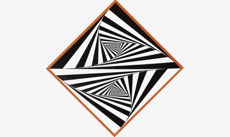 这个意大利设计师,用黑白条纹来制造幻觉_设计_好奇心