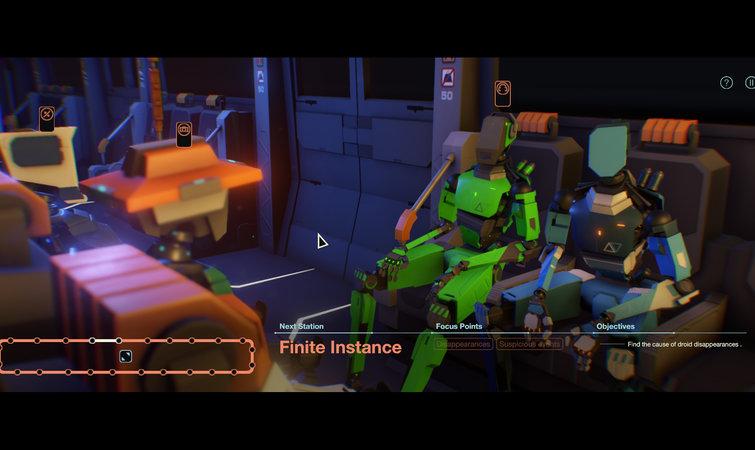 从来没有人,把调查机器人失踪的游戏做得如此……平静
