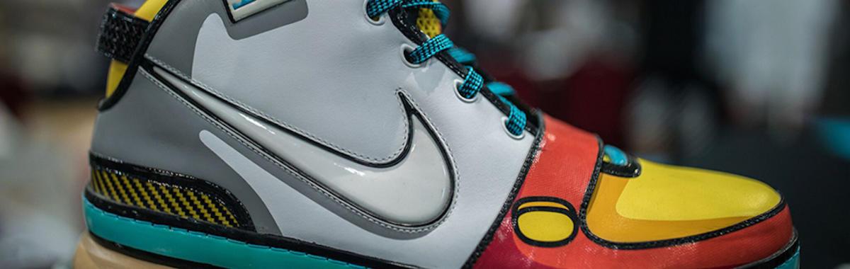 二手球鞋,一个你意想不到的亚文化圈子和生意 | 好奇心人类学