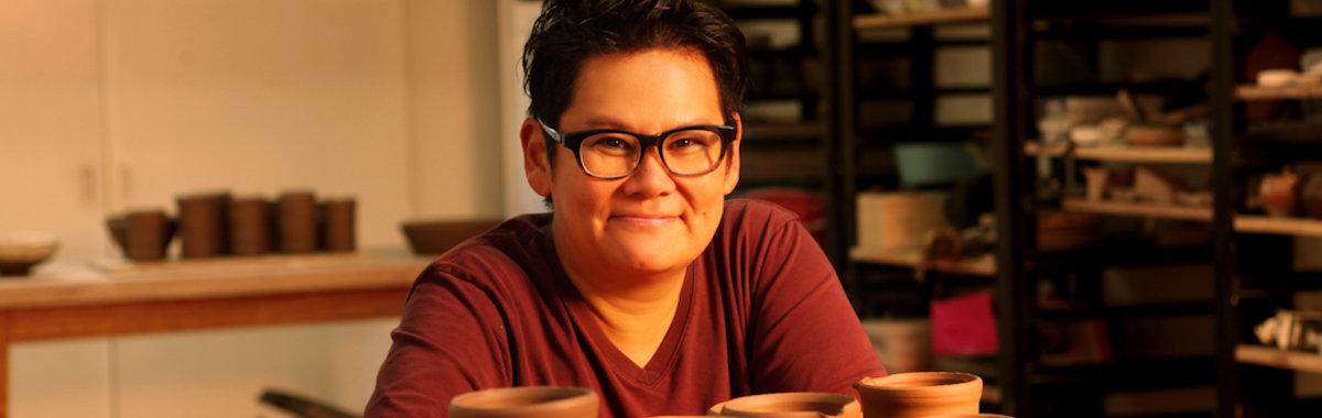 一个香港陶艺师在景德镇办了12年陶社,她试图建立的规则基本没什么用