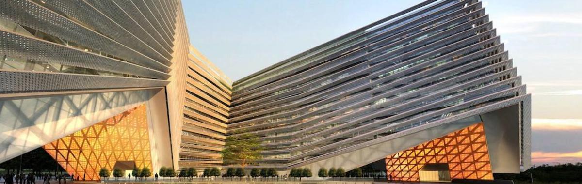 8000多人要搬进蚂蚁金服总部大楼,它要覆盖多少需求?