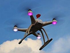 无人机可以探测心率和呼吸,灾害救援上或许有用