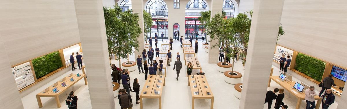 苹果发三季度财报,看起来所有都卖得更好而且更多,除了 iPhone 8