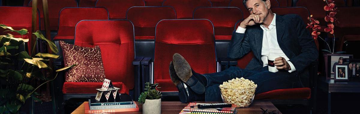 一边拯救好莱坞,一边对它落井下石,Netflix 如何靠全球化渠道改造了娱乐业?