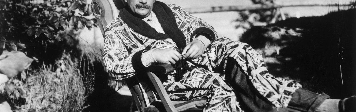 """为什么我们如此迷恋爱因斯坦,有时就连他不曾说过的""""名言""""都照单全收?"""