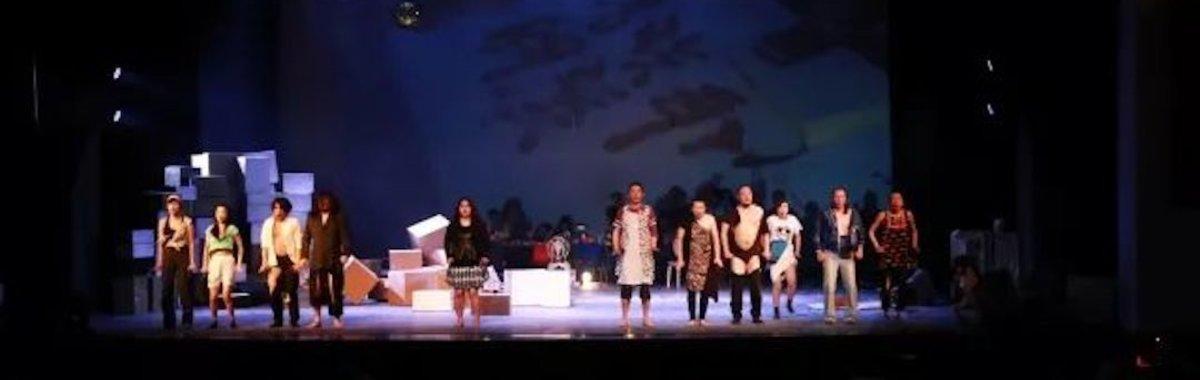 孟京辉在深圳第二次办戏剧节,天马行空,忧心忡忡
