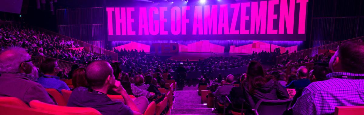TED 年度大会开到第 28 次,对未来不再那么乐观了 | TED 2018 现场报道
