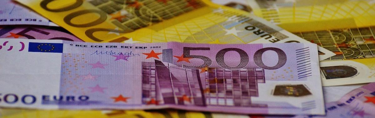 500 欧元纸币要停发了,它的设计故事让我们看到一个苦恼和前途叵测的欧盟