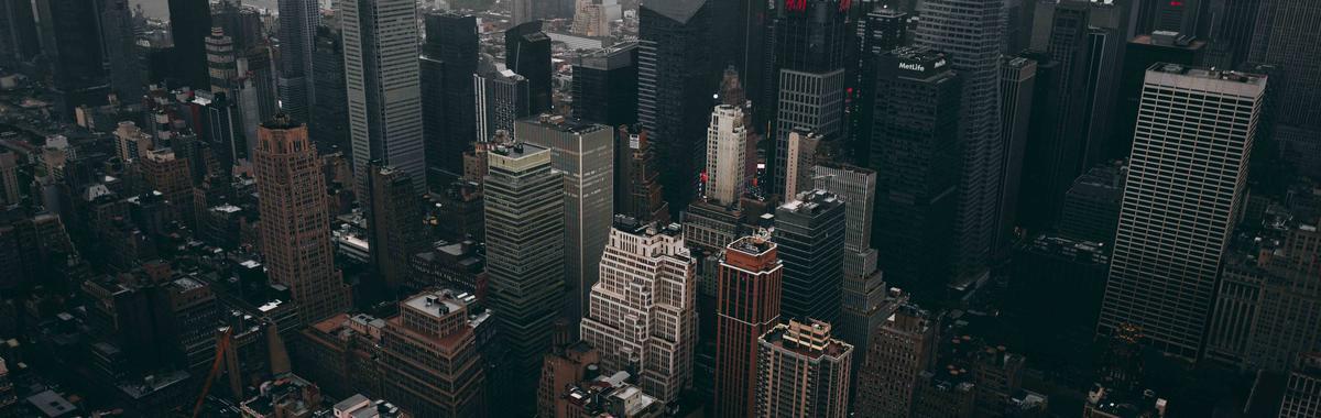 100 年以来,对人类社会产生最宏大深刻影响的,或许是城市化进程