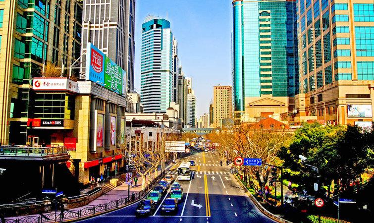 瑞安136 亿买下淮海中路核心地块,它要建立上海新商业