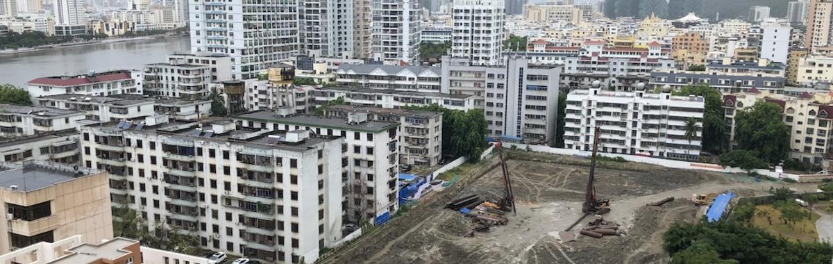 一个奇怪的房地产市场,和一夜之间崩溃的海南中介行业
