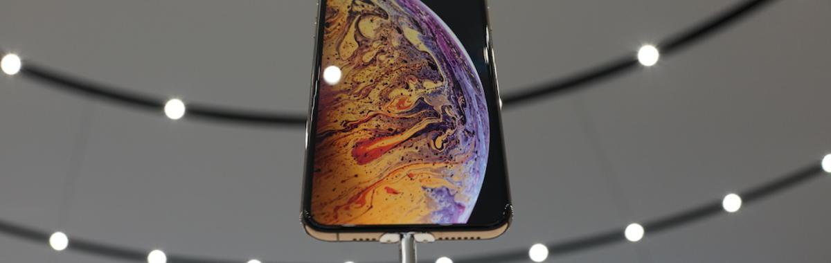 苹果发布三款新 iPhone,最低 6500 起