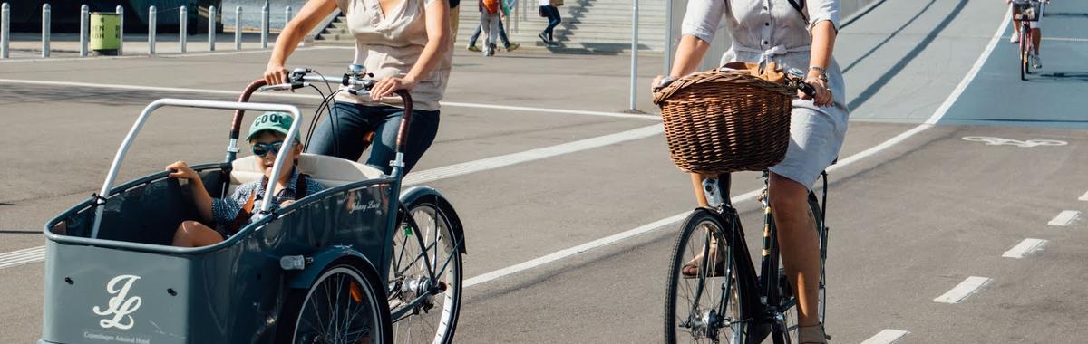 自行车之城哥本哈根:与其说提供了一个模版,不如说提出了一些问题