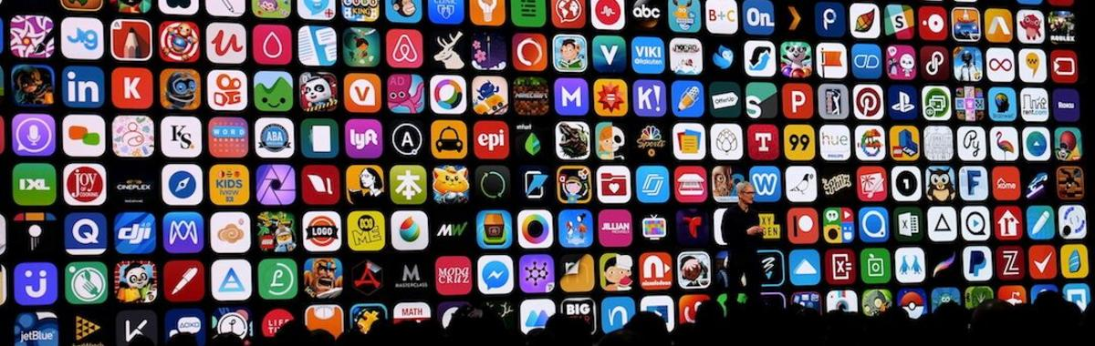 应用商店十周年,苹果和 Google 重新定义的软件业经历了怎样的十年 | 好奇心商业史
