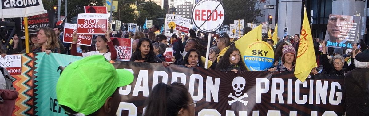 """在一场号称""""未来在于我们""""的全球气候行动峰会上,有着怎样的决心与冲突?"""