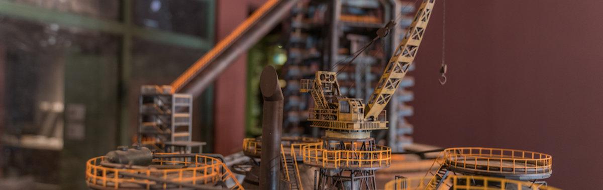 """""""首都钢铁公司""""在威尼斯,它为何出现在这里比这场展览本身更有趣"""
