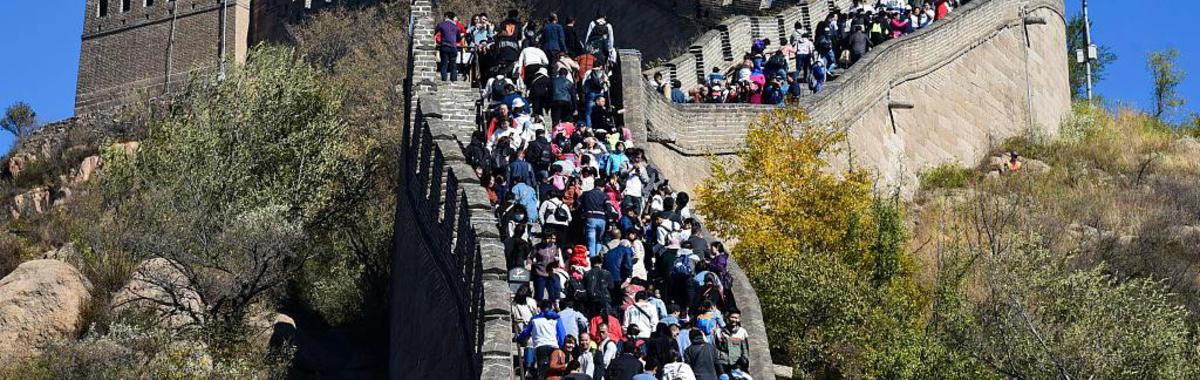 7.3 亿人在十一花了 6500 亿,这背后有 9 个关于中国人旅行和消费的变化