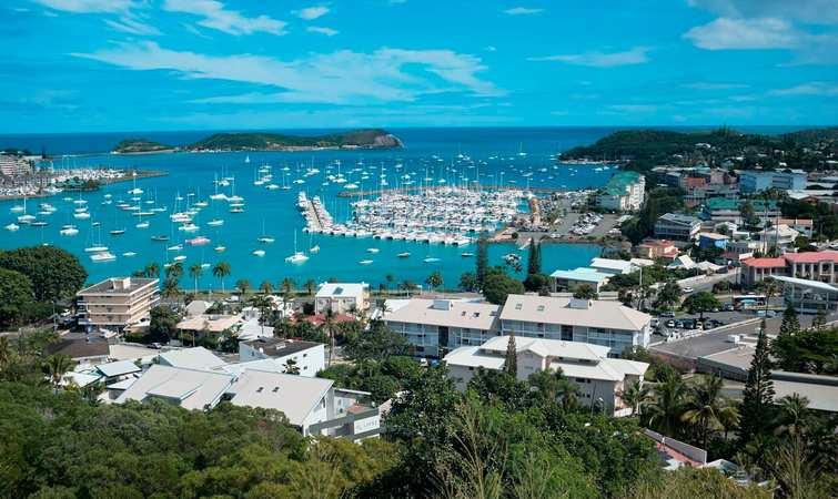 新喀里多尼亚人投票反对脱法,这是41年来首次法国属地
