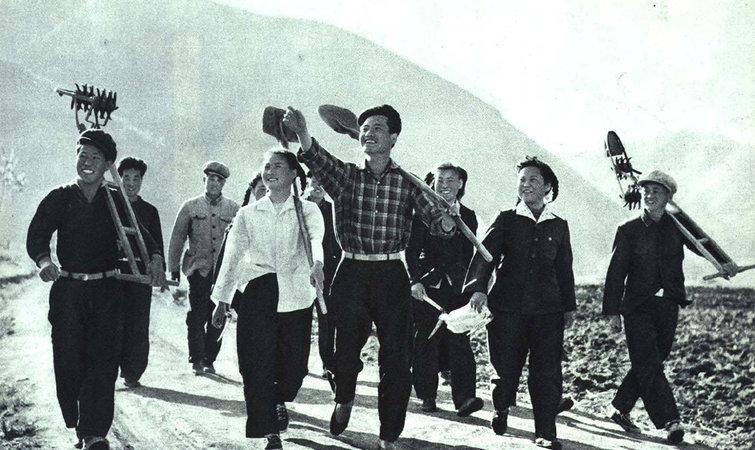 今天是 2018 年 12 月 22 日,距离这一年结束还有 9 天。 50 年前的今天,《人民日报》刊出毛泽东的一二二一指示,其中写道:知识青年到农村去,接受贫下中农的再教育,很有必要。次日,《人民日报》再次刊出毛主席语录:一切可以到农村去工作的这样的知识分子,应当高兴地到那里去。农村是一个广阔的天地,在那里是可以大有作为的。 不到一个月前,一个锣鼓喧天而汽笛声、号哭声和口号声同样震天的早晨,15 岁的苏炜在广州太古仓码头登上红卫轮,和近 10 万广州中学生前往海南岛。当轮船驶向黑夜