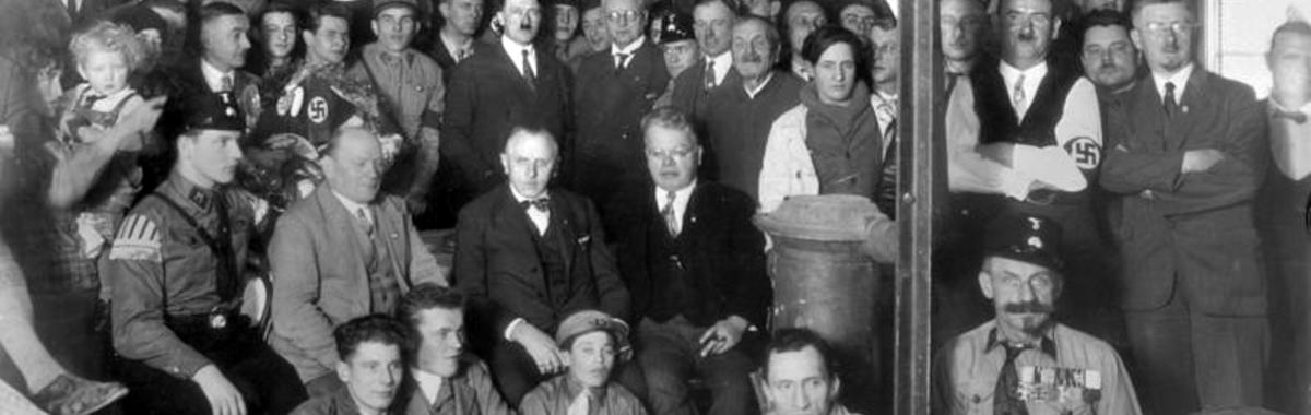 一本研究第三帝国毒品使用的书,本意是提供观察纳粹德国历史的新视角