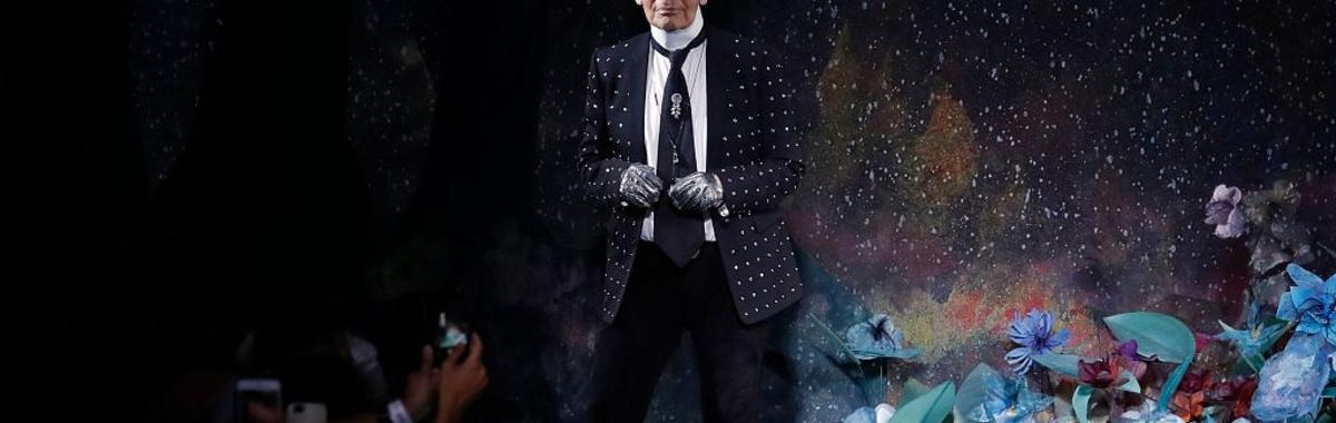 时尚界最全能、最风格化、最不知疲倦的设计师去世了,再见,卡尔