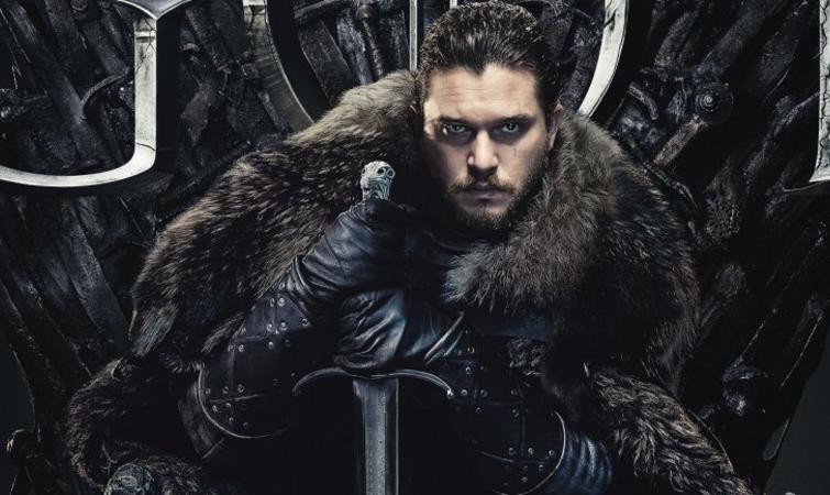 今日娱乐:《权力的游戏》最终季角色海报出炉,2 月中国电影票房突破