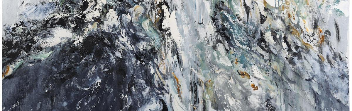 """玛吉·汉布林,""""英国艺术界脾气暴躁的老祖母""""和她的画作一样性感"""