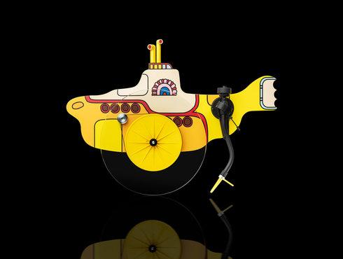 黑胶唱盘有了更潮的设计,比如这个艺术家系列|这个设计了不起