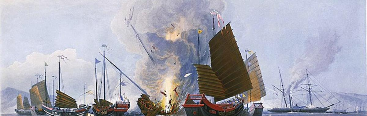 美国历史学家欧阳泰,试图从战争角度理解中国近代为何落后于西方?| 访谈录