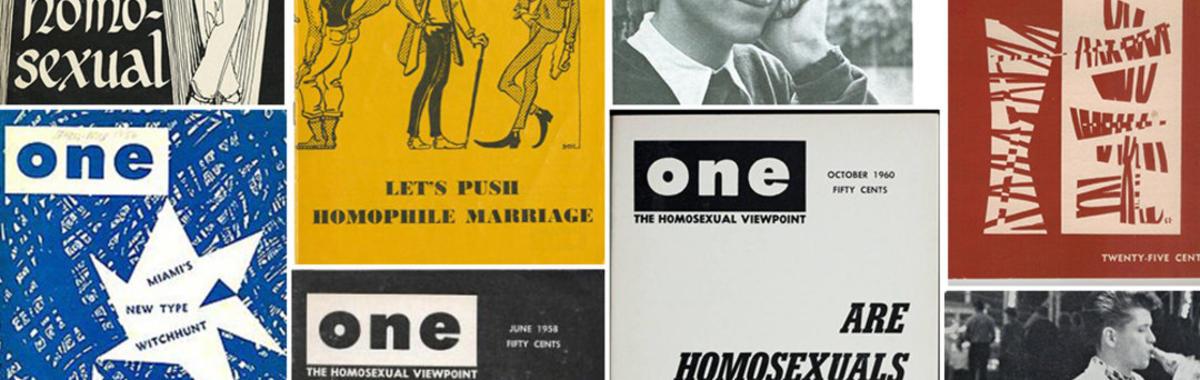 一本同性恋杂志,如何在美国反同的 1950 年代为群体发声?| 石墙 50 年