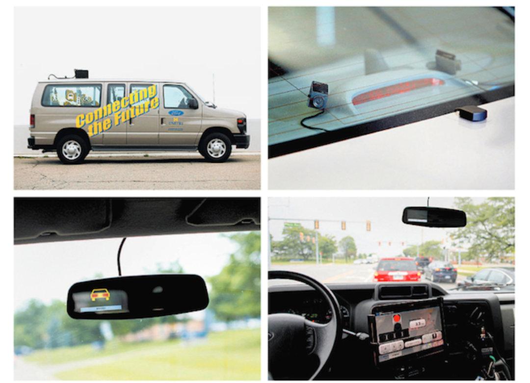 如果汽车之间可以交流,你开车会不会更安全?_文化_好奇心日报