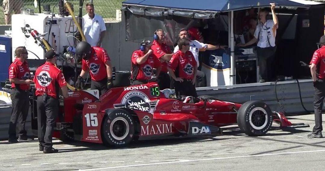 Indycar 赛车将自带排名显示,尽管观众也看不清_智能_好奇心日报