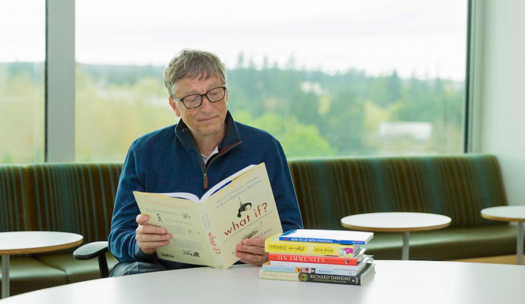 比尔·盖茨推荐了这本书