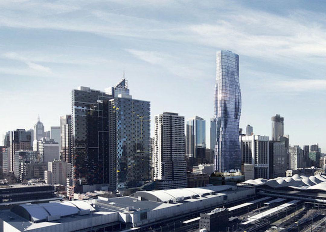 这座两百米高的大楼,设计灵感是碧昂丝的音乐_设计_好奇心日报