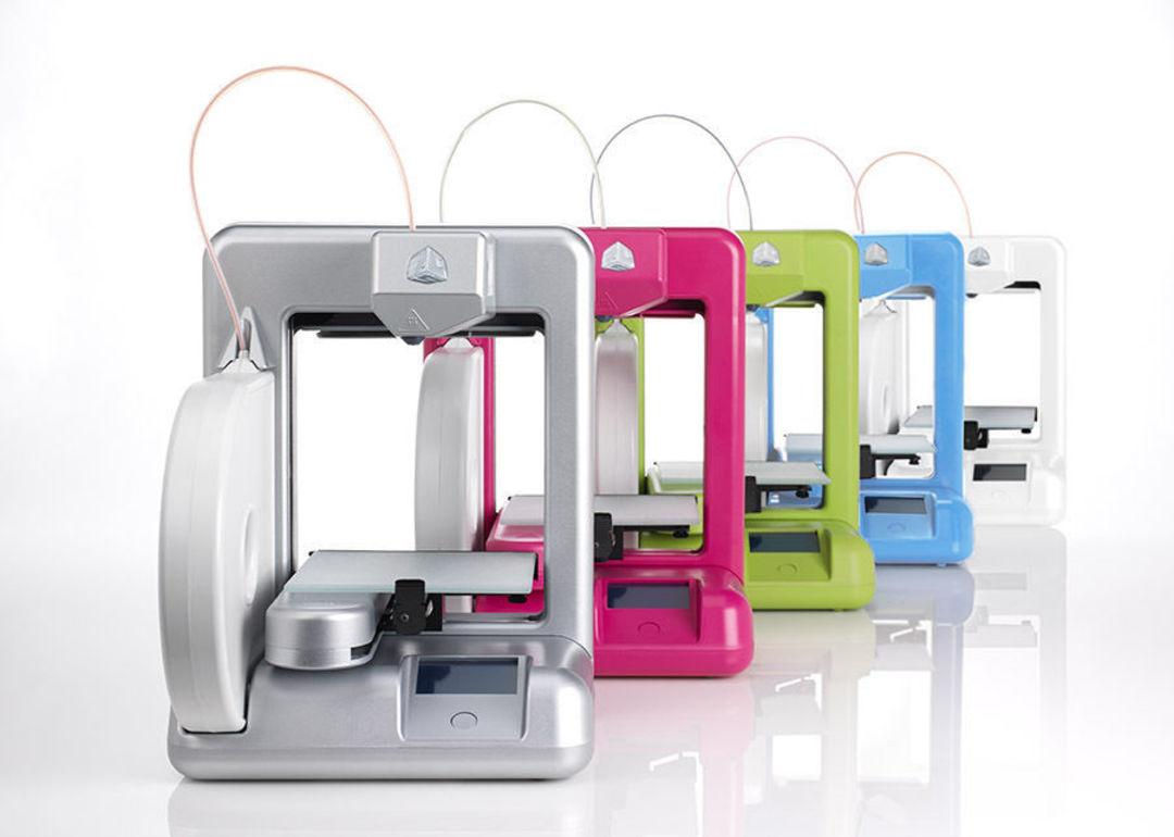售价 999 美元的 Cube 3D 打印机