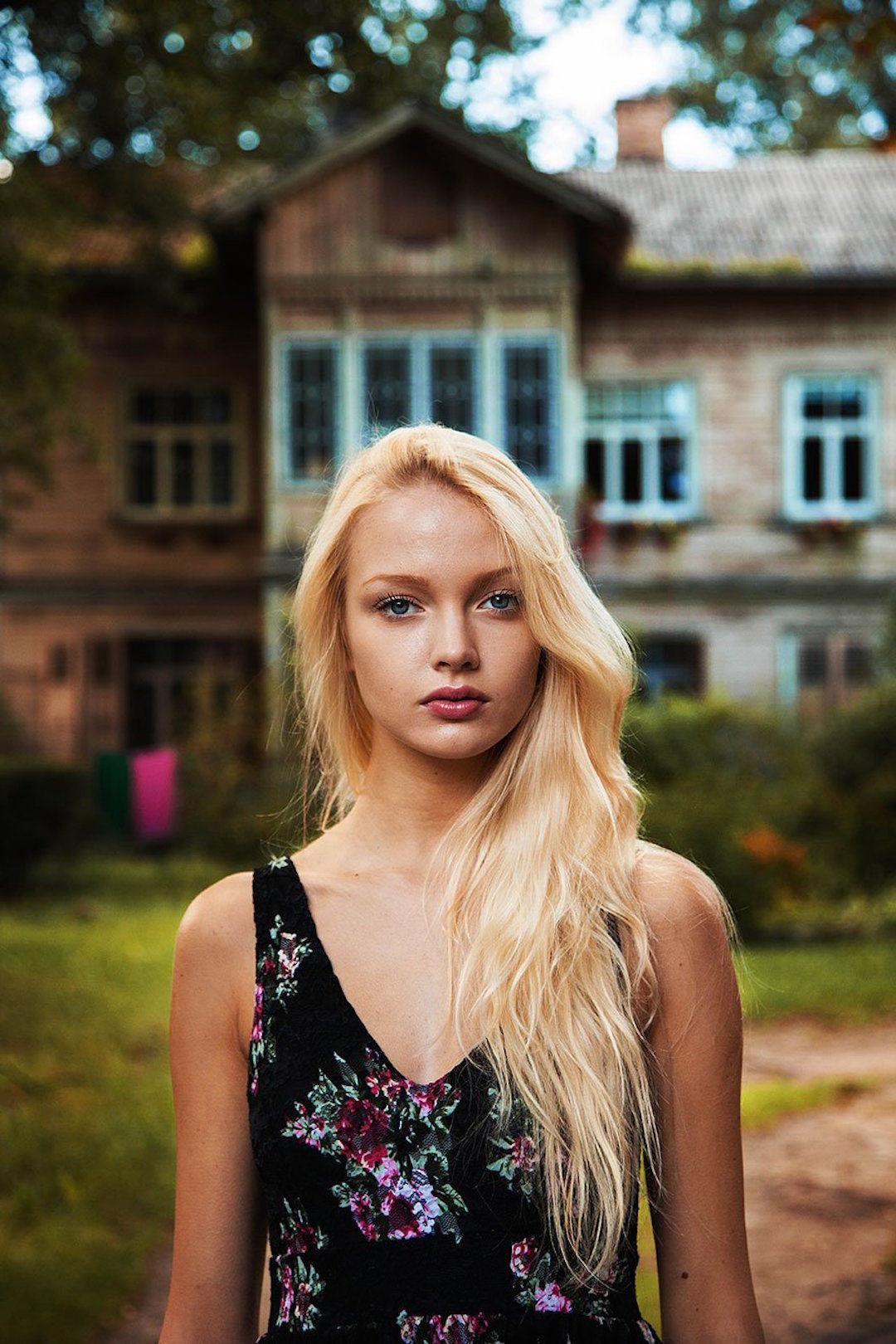 到底怎样定义一个人漂亮与否?全球一组照片重新探讨答案_时尚_好奇心日报