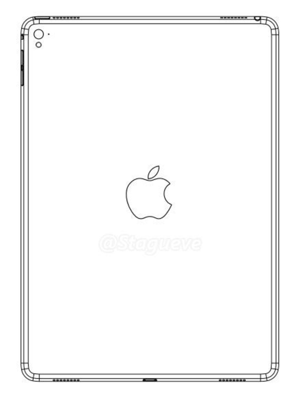 iPad Air 3 设计图