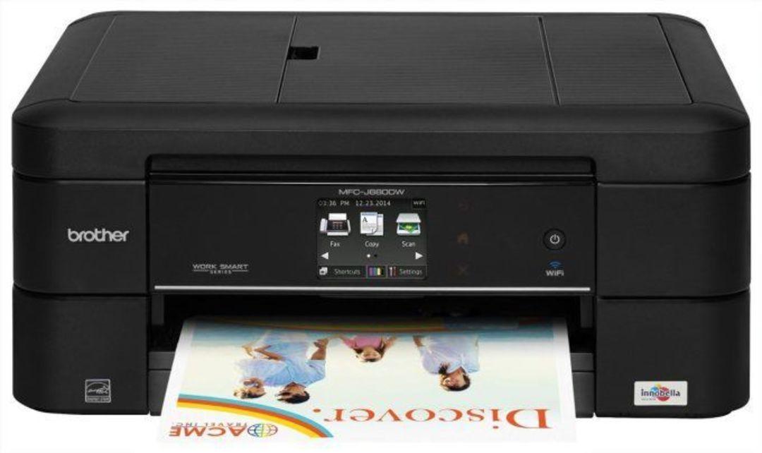 可以自动购买油墨的打印机