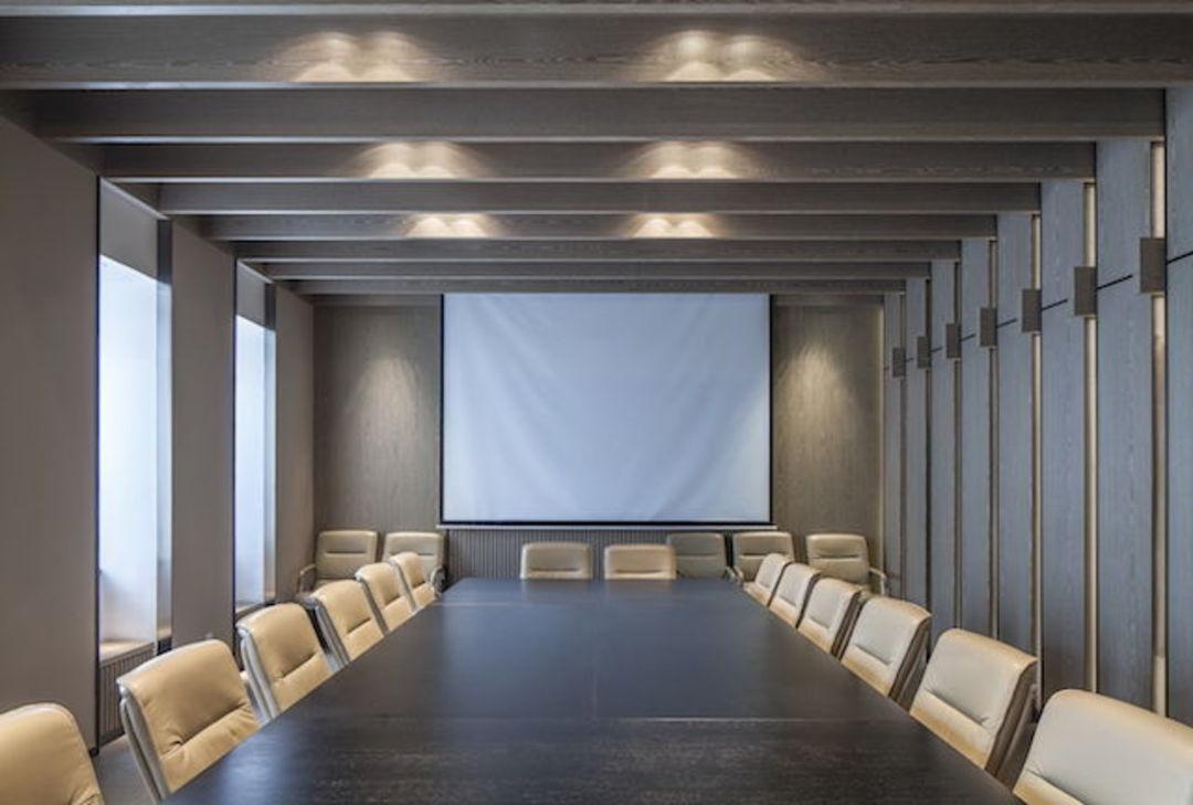 会议室,改造后