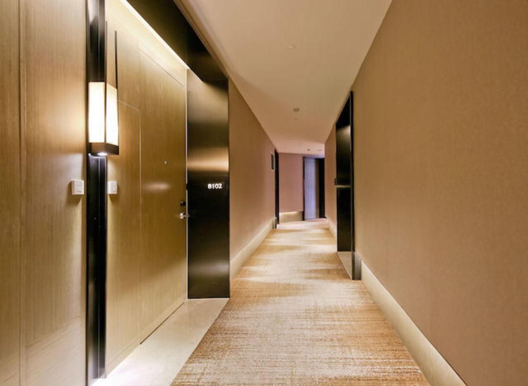 改造后走廊