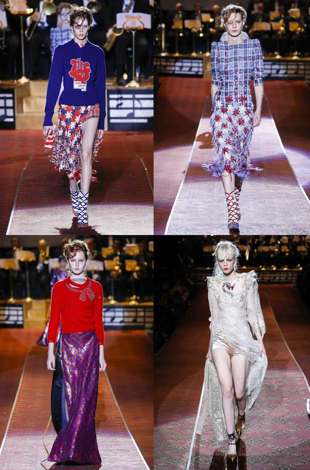 伦敦时装周正式开幕,吉赛尔·邦辰依然是最赚钱超模  浮华日报_时尚_好奇心日报