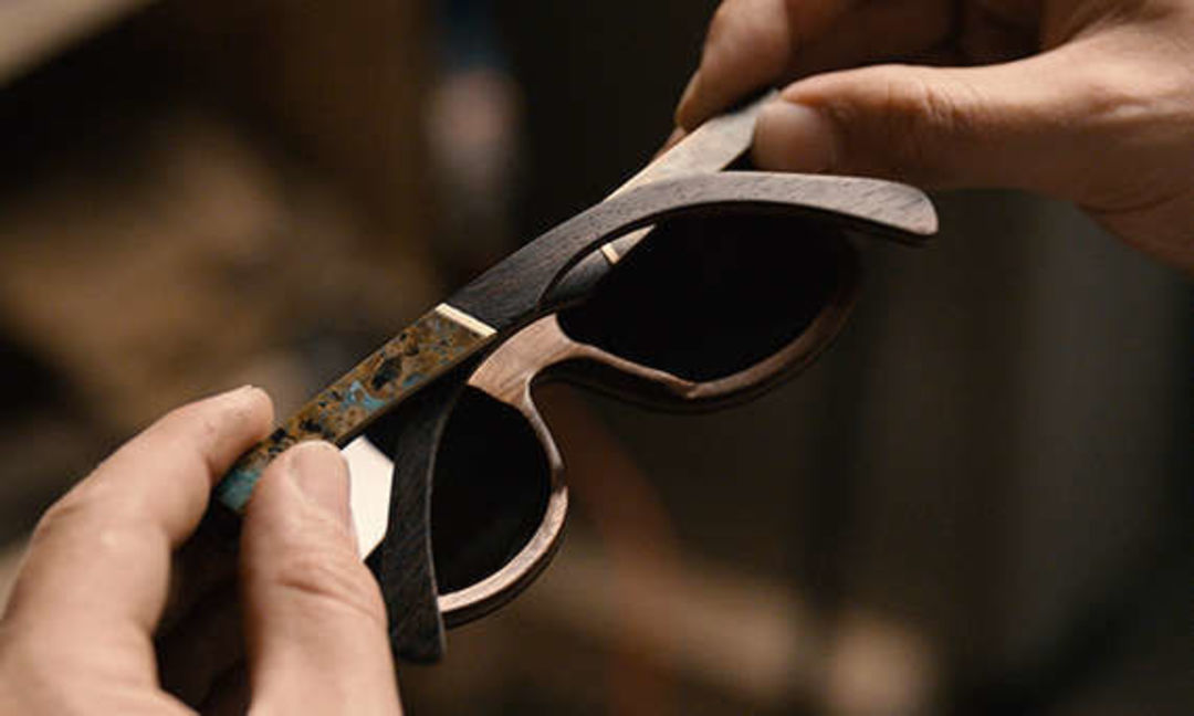 THE OXIDIZED COLLECTION by Shwood