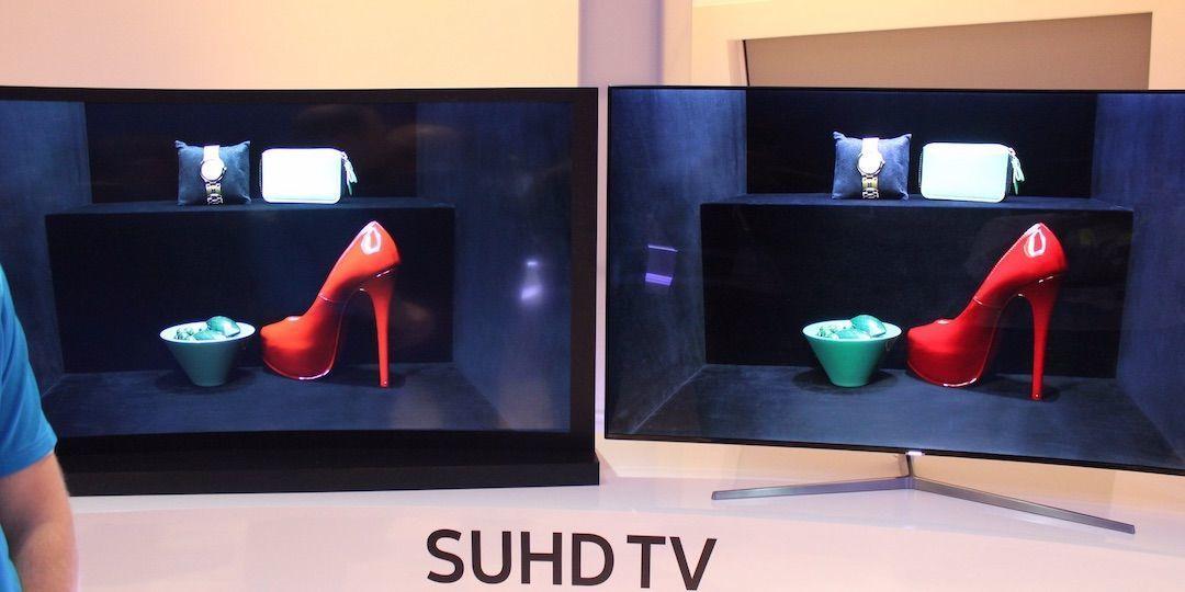 三星支持 HDR 的高清 4k 电视