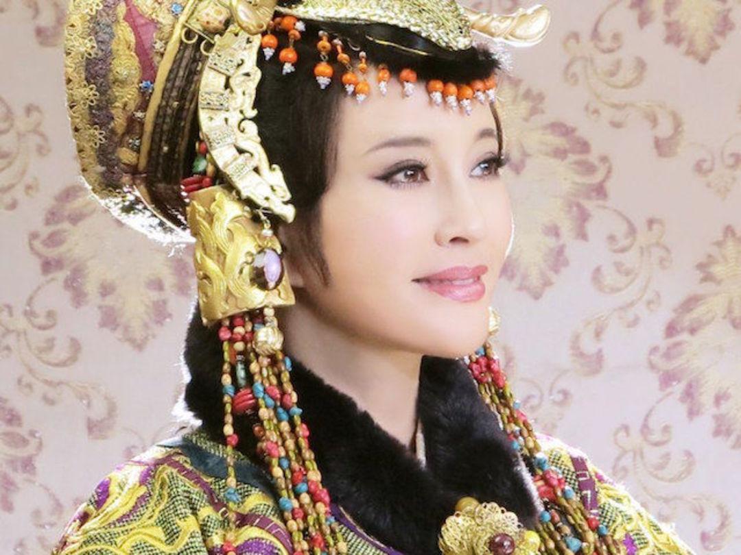电视作品中的刘晓庆