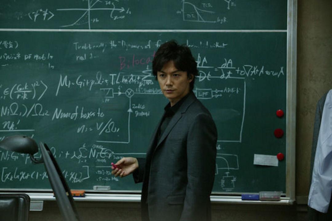 《嫌疑犯X的献身》改编自东野圭吾2006年的直木奖获奖作品