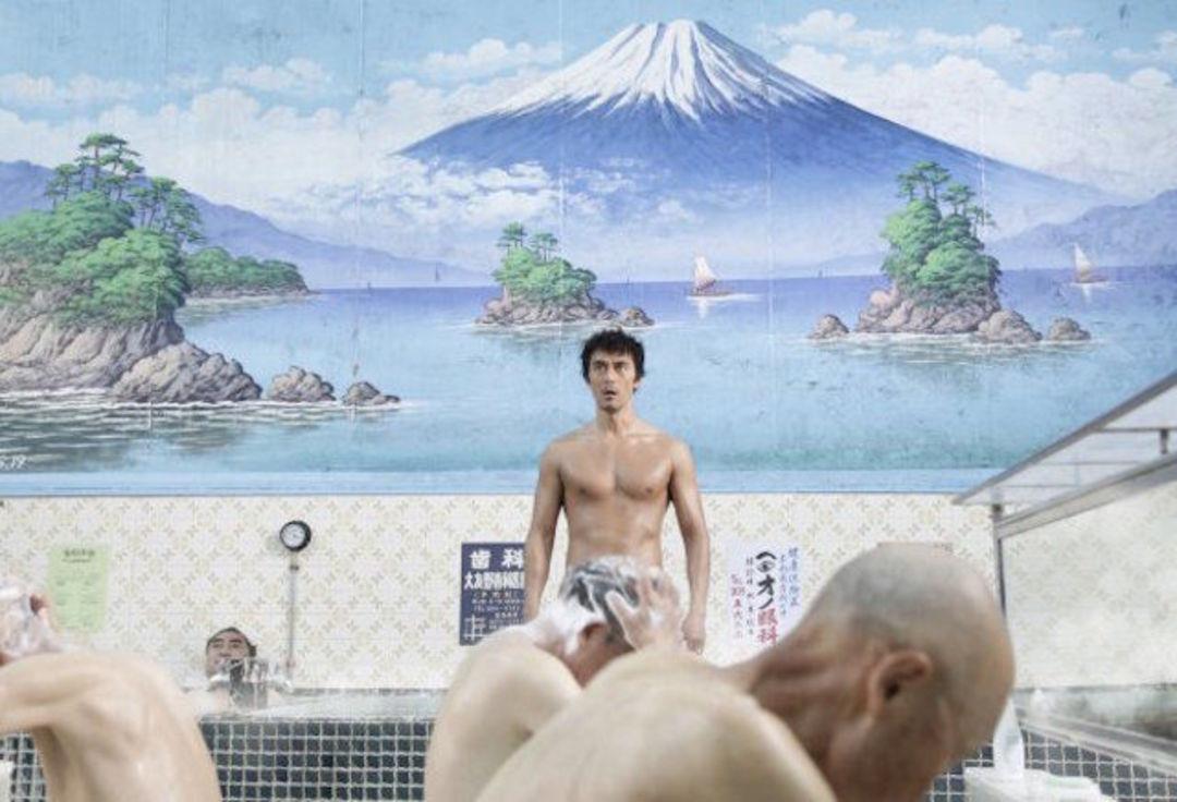 电影《罗马浴场》改编自漫画家山崎麻里的同名漫画