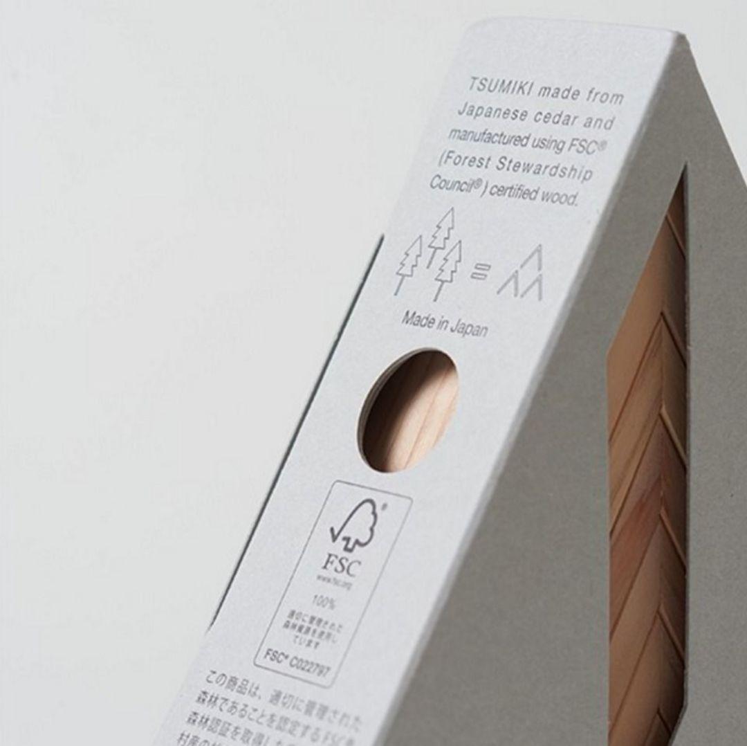 日本建筑师隈研吾设计了新积木,像是日本版乐高_设计_好奇心日报