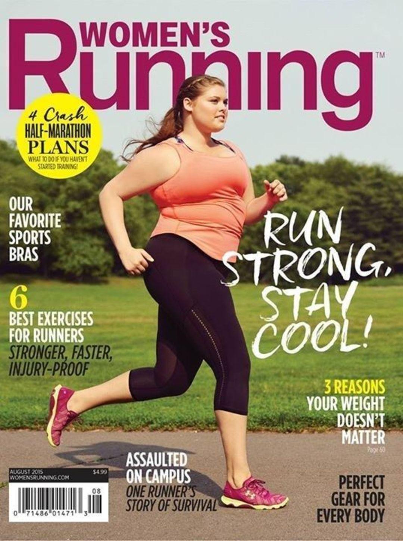 「这世界」运动杂志让胖姑娘上封面,读者都high了_文化_好奇心日报