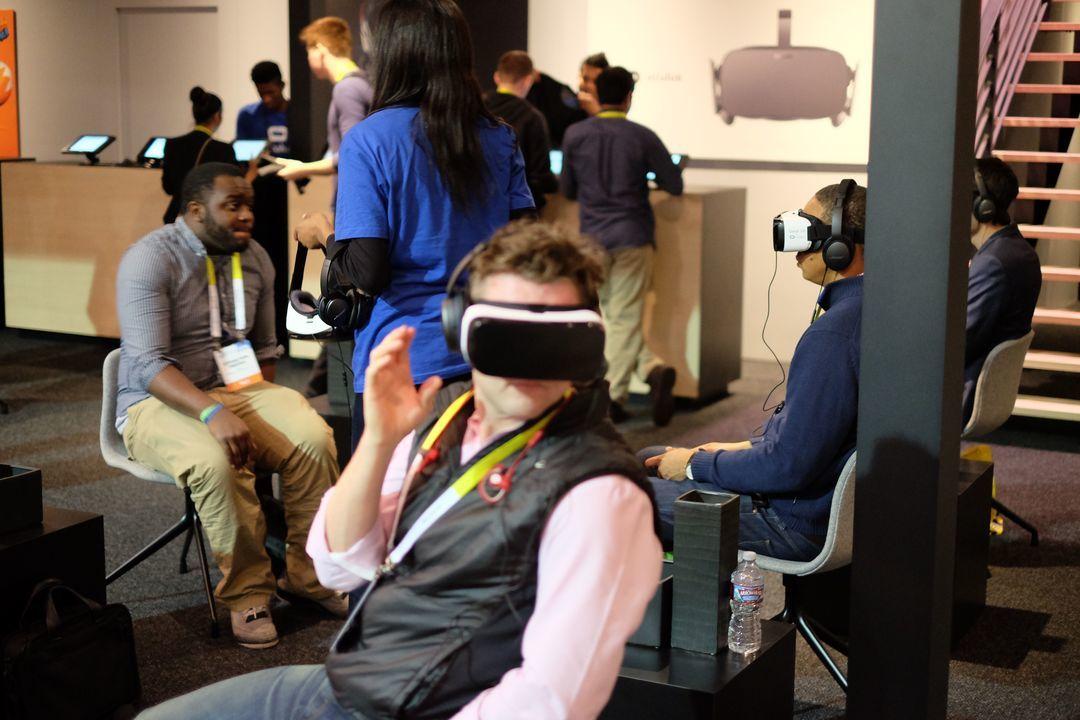 Grear VR 展示区